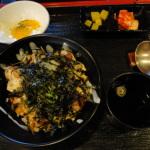 Ausnahmsweise einmal japanisches Essen.