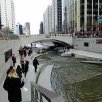 Dieser künstliche Fluss wurde angelegt, um etwas mehr Natur in die Stadt zu bringen.