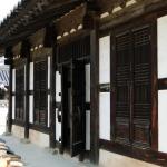 Hanok-Häuser ...