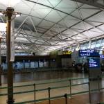 Am Flughafen Seoul - Incheon.