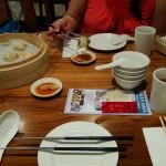 ... und schon wieder: dumplings!