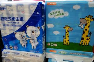 Cute stuff ist wie in Korea überall zu finden.
