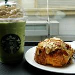 Green Tea Frappuccino - sehr fein!