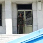 """Die Amerikaner nennen den nordkoreanischen Soldaten """"Bob""""."""