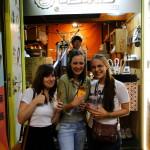 "In Hongdae gab's ""Churro"" - sehr lecker!"