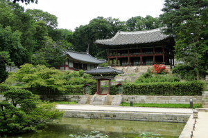 Changdeokgung - im secret garden.