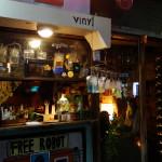Die Bar in Hongdae war super cool...
