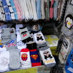 DIESE Socken sind ja der Wahnsinn.^^
