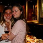 Constance und Izza :)