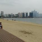 Gwangalli Beach.