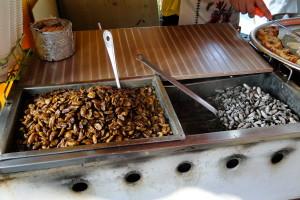 Käfer-Snack anyone?