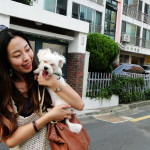 Lucys Hund Tory. :)