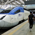 KTX - Korea Train eXpress.
